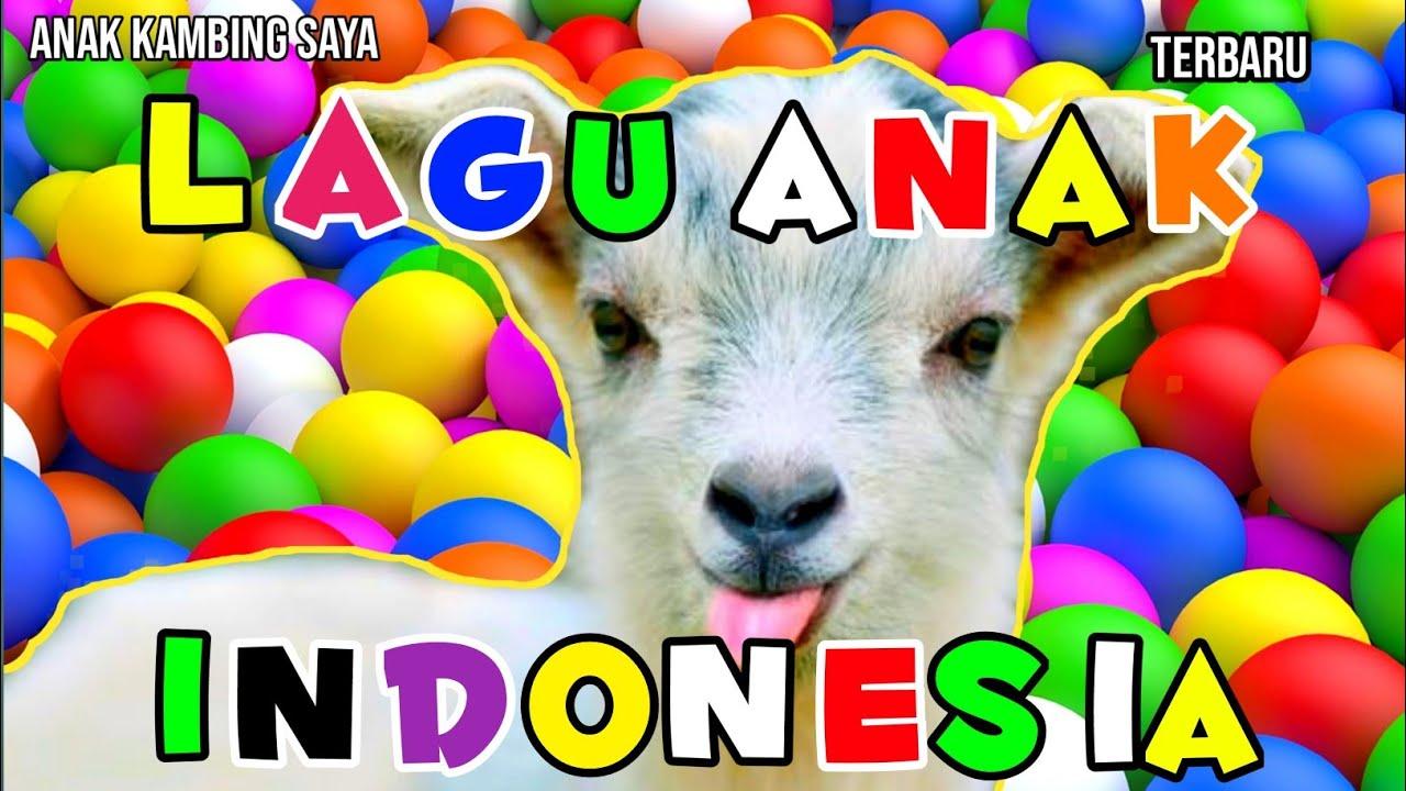 Anak Kambing Saya Lagu Anak Balita Indonesia - YouTube