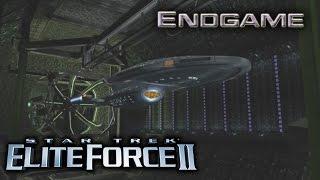 """Star Trek: Elite Force 2. Mission 1 """"Endgame"""""""