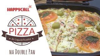 Pizza de Liquidificador na Double Pan