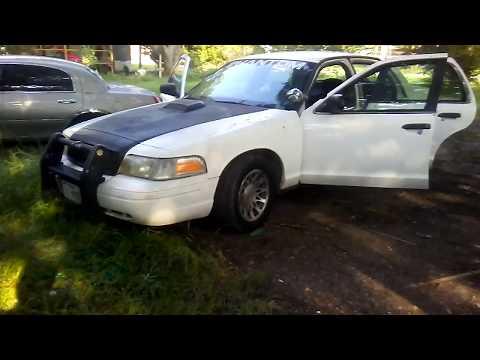 Phantom with police push bumper