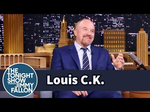 Louis C.K. Argues Why Naps Are Better Than Sex