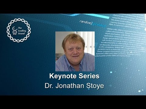 CSHL Keynote: Dr. Johnathan Stoye, MRC National Institute for Medical Research