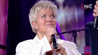 """Mimie Mathy et Gérard Lenormand chantent """"Michèle"""""""