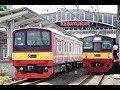 Stasiun Kereta api Kommuter line ( Railway Station) Kebayoran Lama Tanah Abang Jakarta
