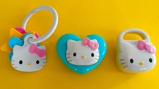 Hello Kitty Baby Set Unboxing