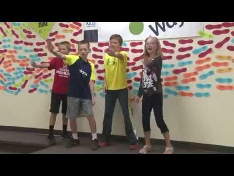"Safe Kids ""Walk This Way"" at Kahoa Elementary School"