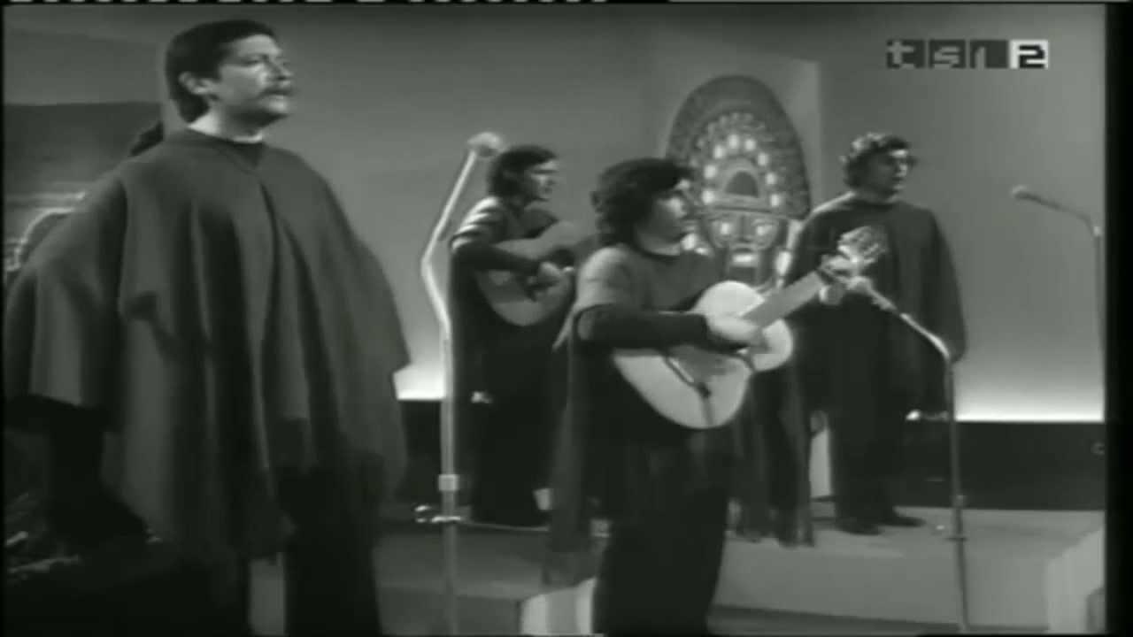 Inti Illimani - La segunda independencia (TV Italiana