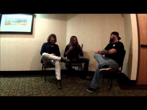 Danny Worsnop & Jeff George Reveal We Are Harlot