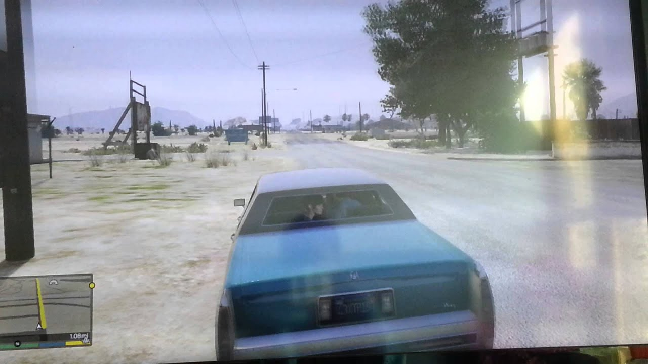 Gta 5 Mission What The Hell Having Sex In The Car - Youtube-2664