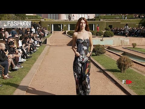 [VIDEO] - MARQUES'ALMEIDA Portugal Fashion Spring 2020 - Fashion Channel 7