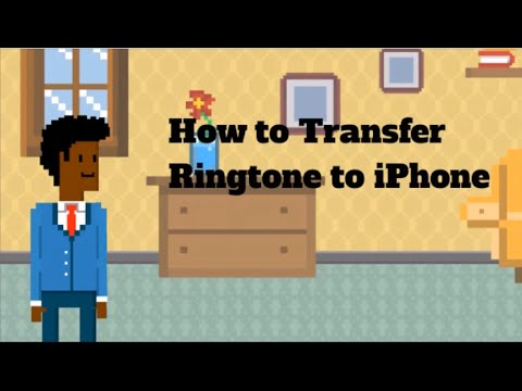 How to transfer ringtone to iPhone