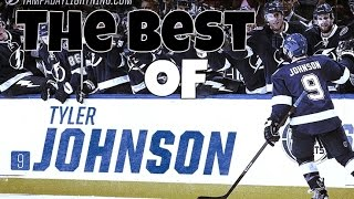 The Best of #9 Tyler Johnson (The Playoff Monster)