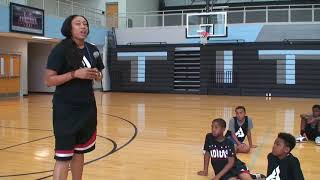 GUEST SPEAKERS AT SWISH 2 SUCCESS SLAUGHTER ELITE CAMP
