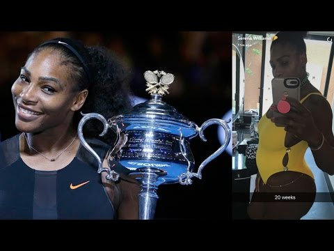 Serena Williams Won the Australian Open While PREGNANT, Proves She's the Greatest EVER