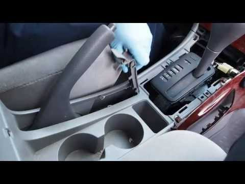 How to Change Automatic Gear Shifter Light Bulb on 2003-2008 Toyota Corolla