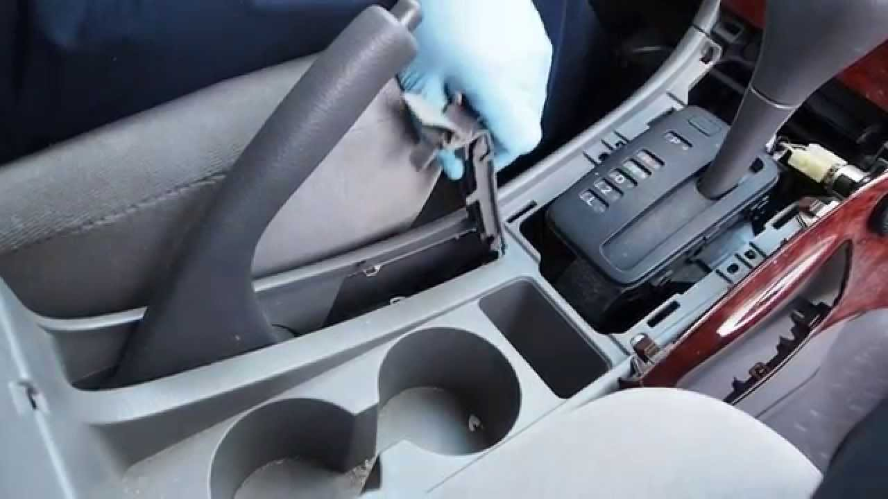 How To Change Automatic Gear Shifter Light Bulb On 2003