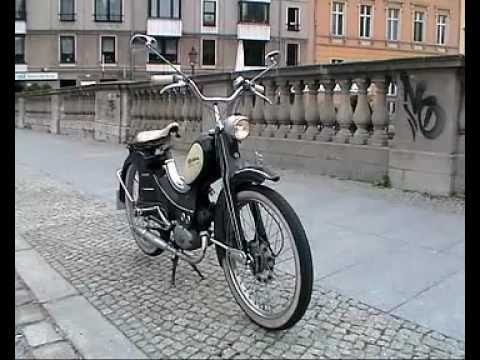 oldtimer moped g ricke diva luxus schwing export sachs 50. Black Bedroom Furniture Sets. Home Design Ideas