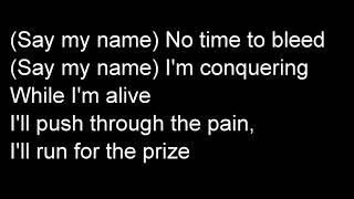 Skillet: Legendary (Lyrics)