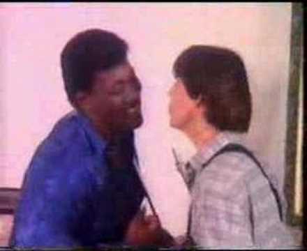 Narada & Clarence Clemons