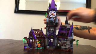 LEGO 75904 SCOOBY-DOO! Mystery Mansion unboxing and speed/ time lapse build