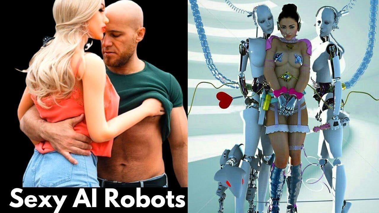 दुनिया के सबसे खूबसूरत रोबोट    world's most beautiful robot