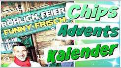 CHIPS Funnyfrisch Adventskalender 2018 | 9999 Dinge