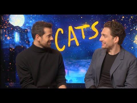 Интервью Киноафиши с актерами мюзикла «Кошки»