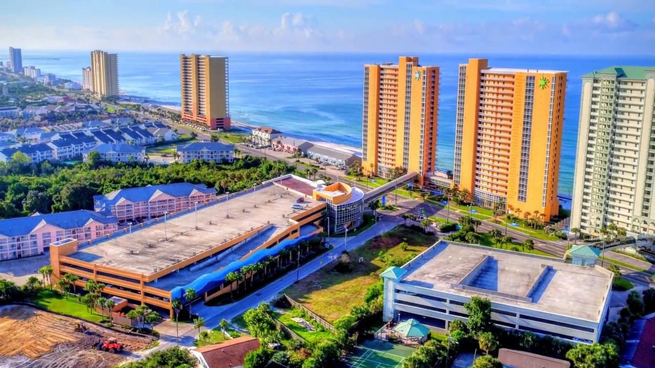 Splash Beach Resort Panama City Fl