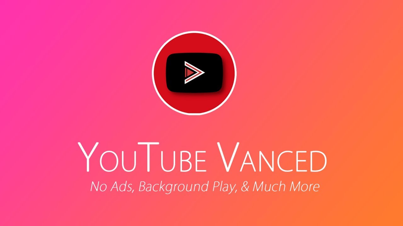 YouTube Vanced Apk for Ad blocking and Background play | No Root/Magisk/Root