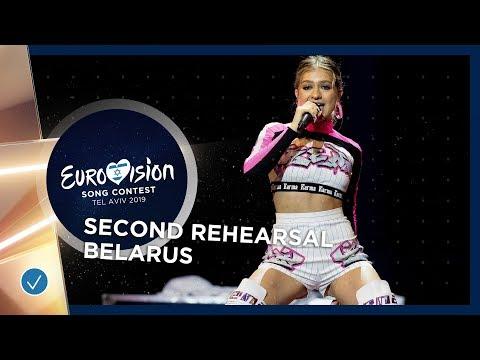 Belarus 🇧🇾 - ZENA - Like It - Exclusive Rehearsal Clip - Eurovision 2019
