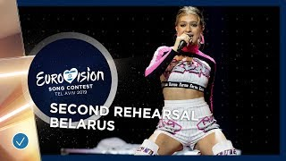 Belarus 🇧🇾 - ZENA - Like It - Exclusive Rehearsal Clip - Eurovision 2019