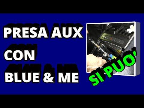 Presa AUX con Blue&Me SI PUO'. Tutorial Grande Punto / Punto Evo / Nuova punto 2012