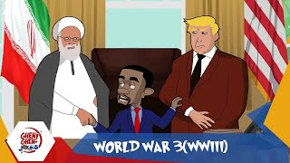 WORLD WAR 3 (WWIII) - Ghen Ghen Jokes Comedy