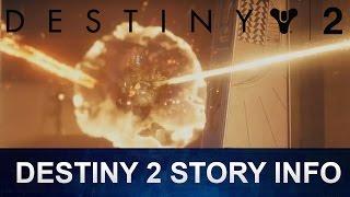 DESTINY 2 Story INFO / Neue Klassen INFO (Deutsch/German)