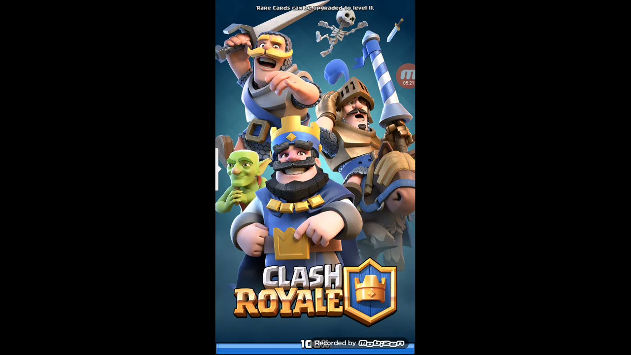 Clash royale Princess and Royal giant deck for arena 7 and