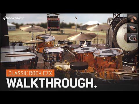 Classic Rock EZX – Walkthrough