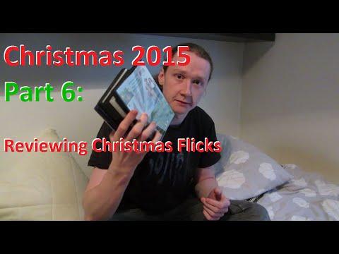 Christmas 2015 #6 -  Reviewing Christmas Flicks