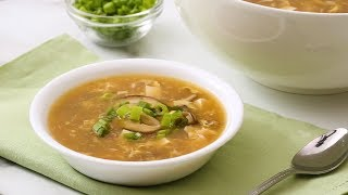Hot and Sour Soup with Tofu- Martha Stewart