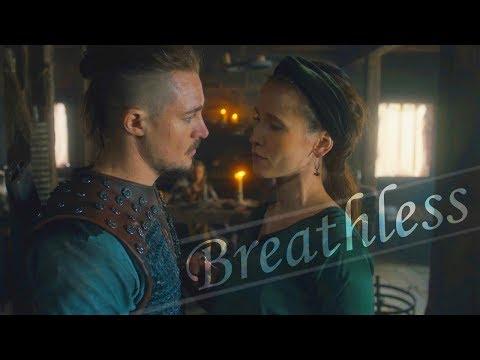 (The Last Kingdom) Uhtred & Gisela || Breathless
