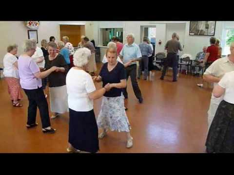 Chicago Swing sequence dance