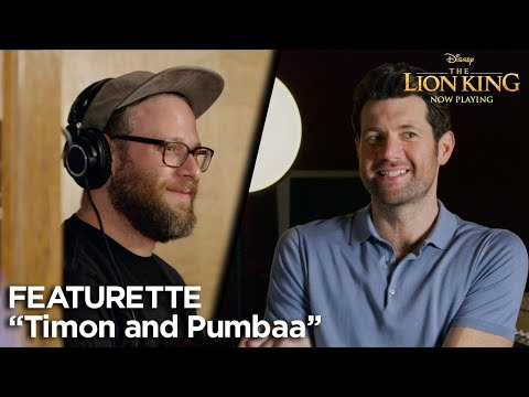 """Timon and Pumbaa"" Featurette 