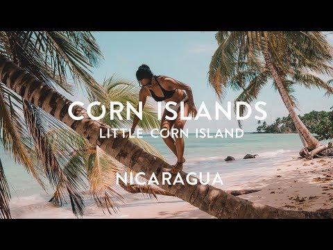 3 DAYS IN LITTLE CORN ISLAND // TRAVEL NICARAGUA// SONY A6300