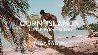 3 DAYS IN LITTLE CORN ISLAND // TRAVEL NICARAGUA// SONY A6300