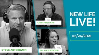 New Life Live! February 24, 2021 Full Show