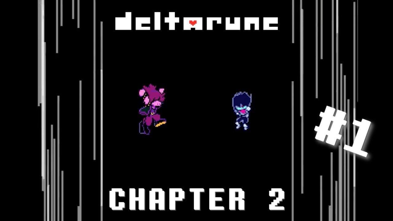 Download [Mikin] Konečně je to tu --- DELTARUNE Chapter 2 #1