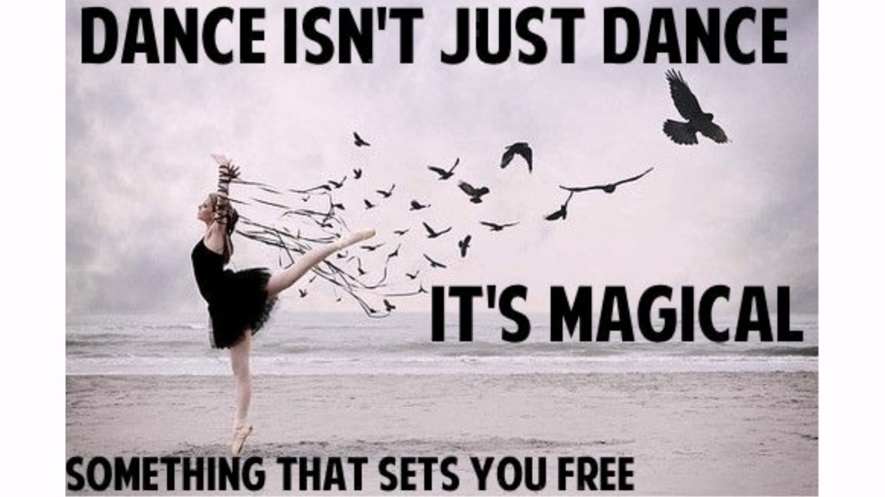 dance quotes youtube