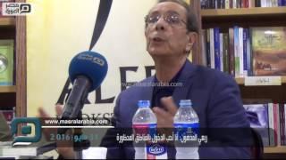 مصر العربية | ربعي المدهون: أنا أحب الدخول بالمناطق المحظورة