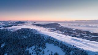 SWISS-FLY BORIS BRON - Yverdon-les-Bains Région - Film Hiver