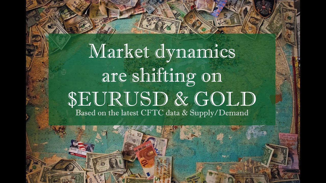 Dynamics are shifting in the Markets - $EURUSD GOLD #DOLLAR