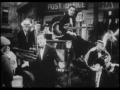 TED LEWIS, with Jack Teagarden, Red Nichols,